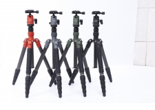 X-series tripods-Fotopro - <p>Fotopro tripods are the #1 choice foroutdoor & adventure photography.</p> <p>Our tripods have been battle tested in the most rugged places on earth.</p> <p>X-series tripods isMade with the highest quality carbon fiber. Carbon fiber tripods, at aluminum tripod prices!</p> <p>There are mainly 6 features within X-series tripods.</p> <p>1.Available in 3 Sizes</p> <p>We're happy to offer 3-separate sizes to accommodate your specific needs. X-gomini,X-go, X-go plus and X-go Max.</p> <p>2.Tripod/Monopod Convertible</p> <p>You can quickly convert the tripod into a monopod by removing one of the tripod legs and attaching the ball head.</p> <p>3.Adjustable Leg Positions</p> <p>The tripod legs can be adjusted to 3 different positions based on the terrain you're working on: standard, wide, and ultra-wide.</p> <p>4.Ball Head Included</p> <p>The right ball head makes all the difference. The precision and strength of our ball heads is unrivaled.</p> <p>5.Included Accessories</p> <p>Each tripod includes a mold and fungus resistant carry case that you can confidently use in any environment.</p> <p></p> <p></p>