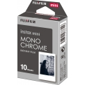 Instant film: Instax mini film monochrome (Black and White) + customize - <p>Fujifilm announced in September 2016, the global launch of the Instax mini Film monochrome (Noir et Blanc), for commercialization in October 2016. This new film meets the demand of the user for more creative instax moments. It will allow the development of the artistic dimension and users of Instax mini cameras can discover the fun of Instax Photo in Black and white</p>