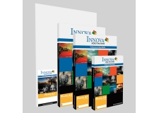 <p>The Innova Photo Art collection is a selection of semi-matte and gloss<br />surfaces coated especially for use with water based (Aqueous) inkjet<br />printers. The range is built around the most demanded resin coated<br />products and features papers from the award winning Innova FibaPrint®<br />portfolio, modelled on the traditional baryta papers found in the<br />chemical darkrooms of the last century. All of the products are<br />converted within our own production facility, ensuring that quality is<br />closely monitored and controlled.</p> - <p>The Innova Photo Art collection is a selection of semi-matte and gloss<br />surfaces coated especially for use with water based (Aqueous) inkjet<br />printers. The range is built around the most demanded resin coated<br />products and features papers from the award winning Innova FibaPrint®<br />portfolio, modelled on the traditional baryta papers found in the<br />chemical darkrooms of the last century. All of the products are<br />converted within our own production facility, ensuring that quality is<br />closely monitored and controlled.</p>