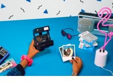 Refurbished Original Polaroid Cameras
