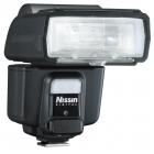 """Nissin i60A Flash Cobra - <p>Le flash compact Nissin i60A a gagné le prix TIPA 2016 pour """"Meilleur Flash Portable"""". Ce flash est le grand frère encore plus complet du Nissin i40 connu. Ce flash de haute qualité est un flash TTL facile à utiliser avec un nombre guide de 60 (100ISO, 200mm) et une tête zoom de 24mm à 200mm. Nissin a équipé le flash i60A du système de flash TTL sans fil Nissin NAS (Nissin Air System) avec lequel vous pouvez commander votre flash complètement TTL jusqu'à une distance de 30 mètres.</p> <p></p> <p>Le Nissin i60A en mode TTL fonctionne sur tous les reflex de Nikon, Canon, Sony, Fuji et les hybrides du système quatre tiers. Lors de l'emploi de l'unité de commande Nissin Air 1, vous pouvez aussi utiliser le flash TTL sans fil avec toutes ces marques. Évidemment, l'i60A soutient également une synchro ultra-rapide.Grâce au temps de recyclage ultra-rapide de 0,1 à 4 secondes, cette fonction est très utile pour capturer l'action et des sujets se déplaçant à grande vitesse.</p>"""