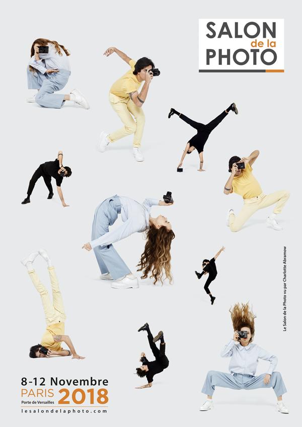 Affiche Charlotte Abramow 2018