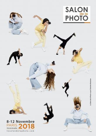 Affiche Salon de la Photo 2018 Charlotte Abramow HD