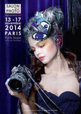 Poster of Salon de la Photo by Elene Usdin